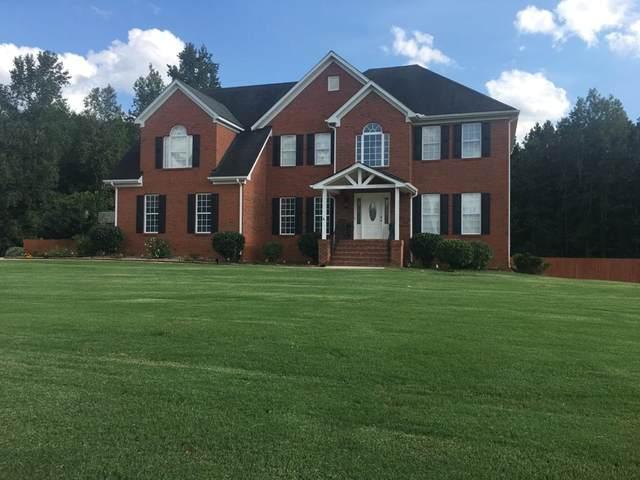 125 Travis Trl, Fayetteville, GA 30215 (MLS #8864721) :: Keller Williams Realty Atlanta Classic