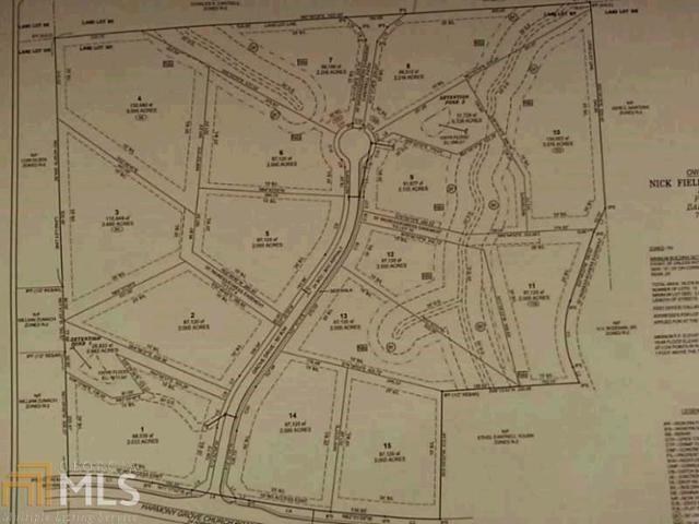 0 Harmony Grove Estates #9, Dallas, GA 30132 (MLS #8112791) :: Anderson & Associates