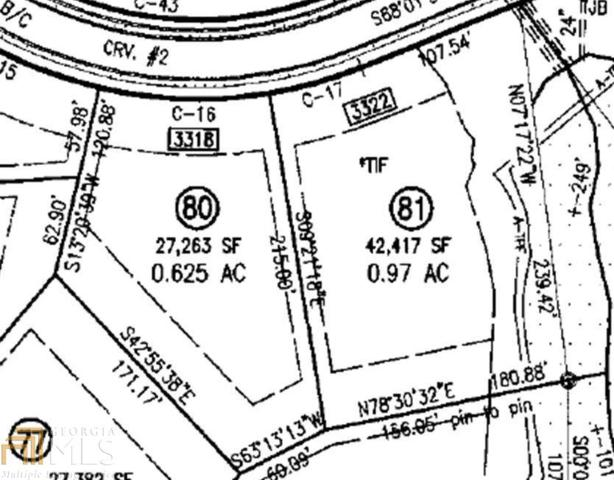 3322 Branch Valley #81, Conyers, GA 30094 (MLS #8116118) :: Maximum One Greater Atlanta Realtors