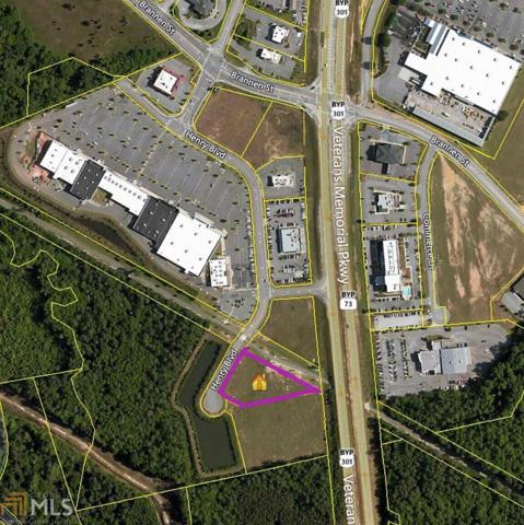 0 Henry Blvd Lot 8, Statesboro, GA 30458 (MLS #8146981) :: Better Homes and Gardens Real Estate Executive Partners