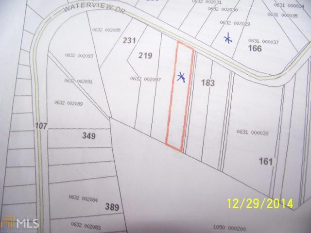0 Waterview Dr #12, Lagrange, GA 30240 (MLS #8156672) :: Maximum One Greater Atlanta Realtors