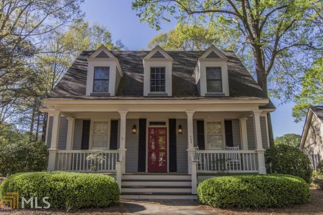 123 Seven Oaks Way, Eatonton, GA 31024 (MLS #8163844) :: Buffington Real Estate Group