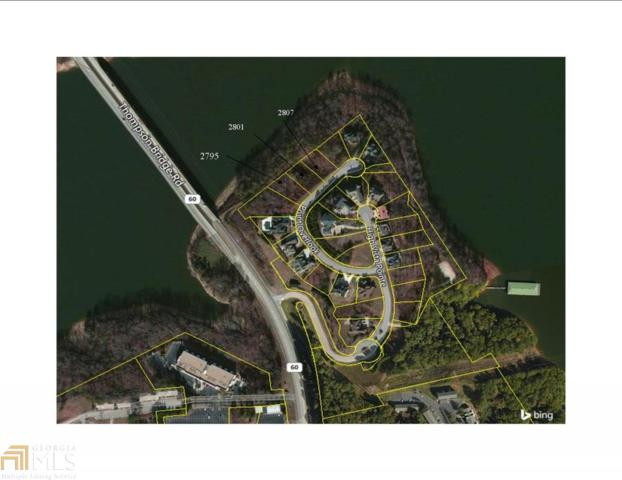 2801 NE Pointe Overlook, Gainesville, GA 30501 (MLS #8198248) :: Anderson & Associates