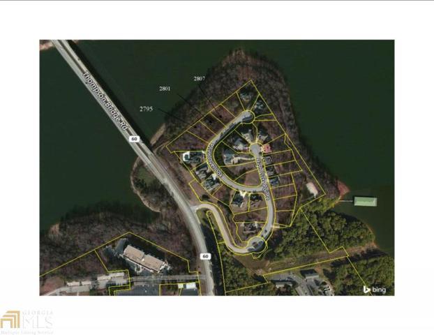 2807 NE Pointe Overlook, Gainesville, GA 30501 (MLS #8202552) :: Anderson & Associates
