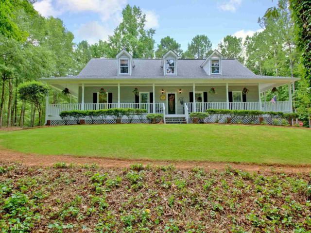 135 Majesty Ln, Fayetteville, GA 30215 (MLS #8210906) :: Adamson & Associates