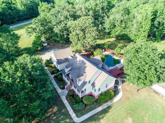 210 Evans Way #6, Fayetteville, GA 30215 (MLS #8211434) :: Adamson & Associates