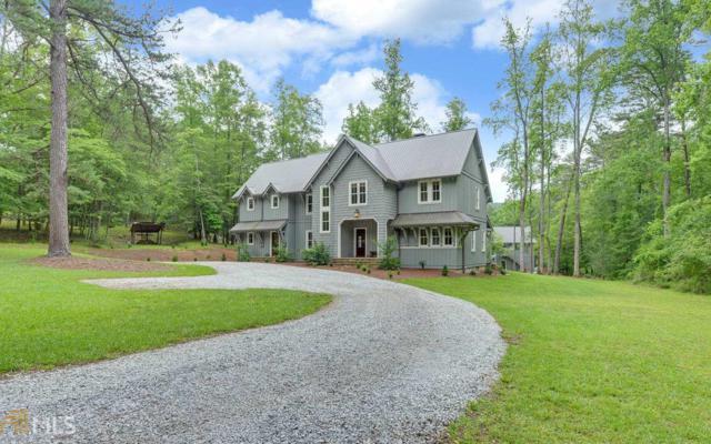 50 Uncle Don's Trail, Clarkesville, GA 30523 (MLS #8212125) :: Adamson & Associates