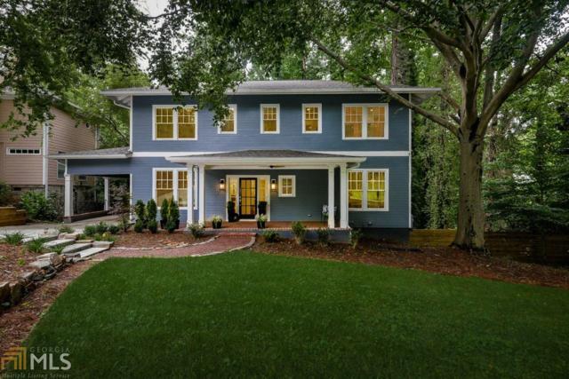 1250 Briarwood Dr, Atlanta, GA 30306 (MLS #8212226) :: Adamson & Associates