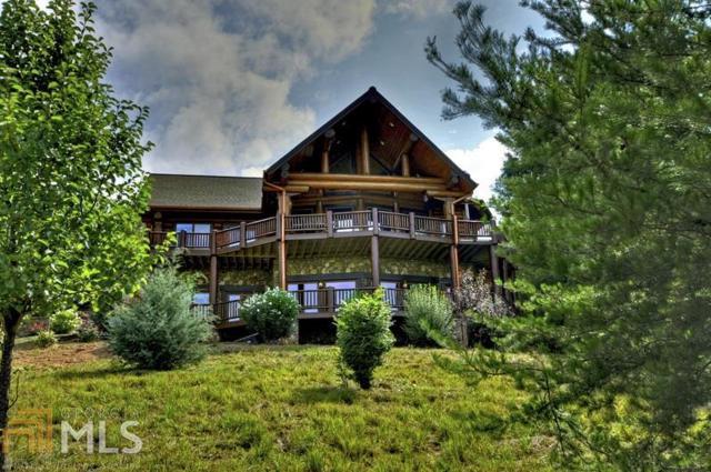 352 Endless View Road, Mineral Bluff, GA 30559 (MLS #8212238) :: Adamson & Associates