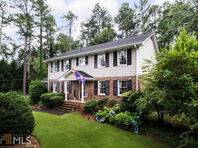 450 Page Pl #0, Roswell, GA 30076 (MLS #8212619) :: Keller Williams Atlanta North