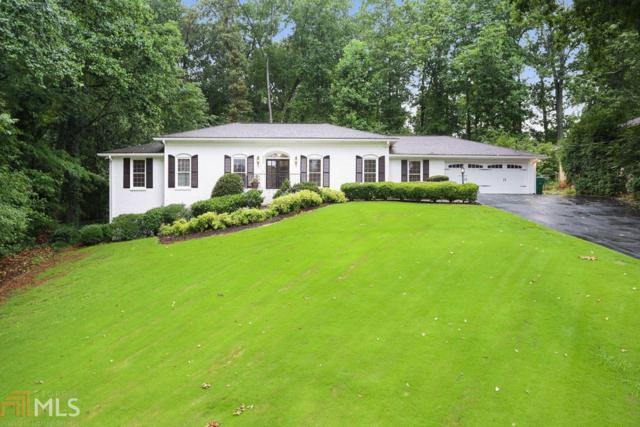 957 Richmond Hill Dr, Marietta, GA 30068 (MLS #8213019) :: Keller Williams Atlanta North