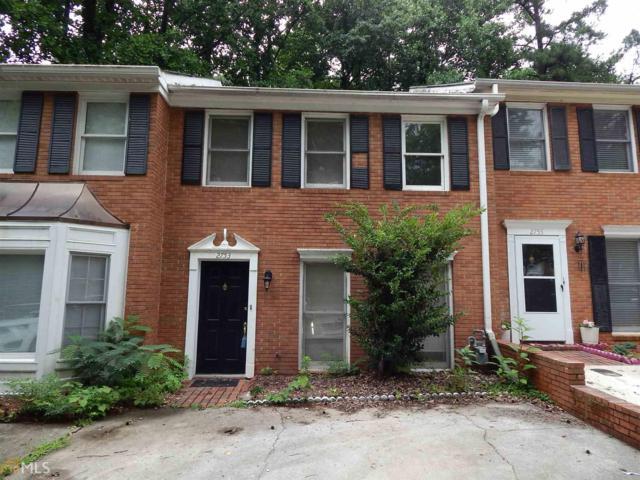 2753 Bentley Pl #2753, Marietta, GA 30067 (MLS #8213020) :: Keller Williams Atlanta North