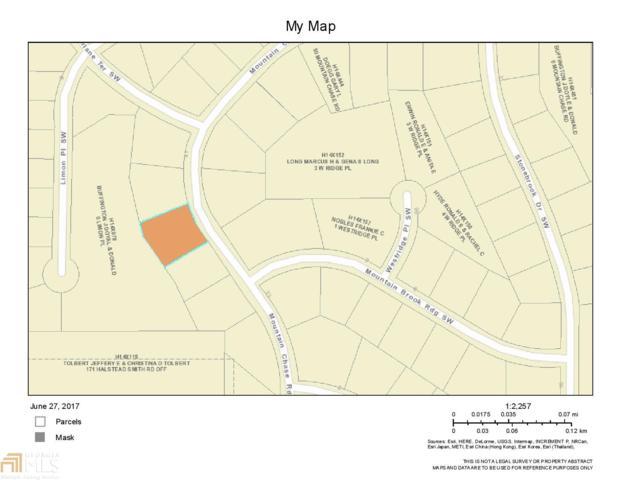 0 SW Mountain Chase Lot 14, Rome, GA 30165 (MLS #8214506) :: Bonds Realty Group Keller Williams Realty - Atlanta Partners