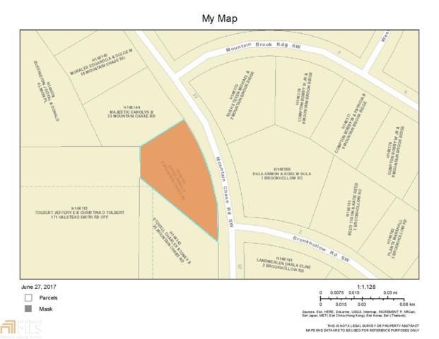 0 SW Mountain Chase Lot 17, Rome, GA 30165 (MLS #8214531) :: Bonds Realty Group Keller Williams Realty - Atlanta Partners