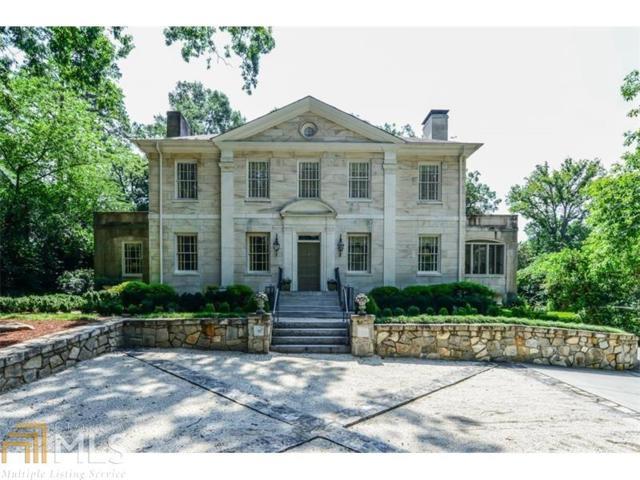 3201 Habersham Rd, Atlanta, GA 30305 (MLS #8226664) :: Premier South Realty, LLC