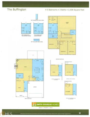 1195 Sycamore Creek Trl #2, Sugar Hill, GA 30518 (MLS #8226967) :: Bonds Realty Group Keller Williams Realty - Atlanta Partners