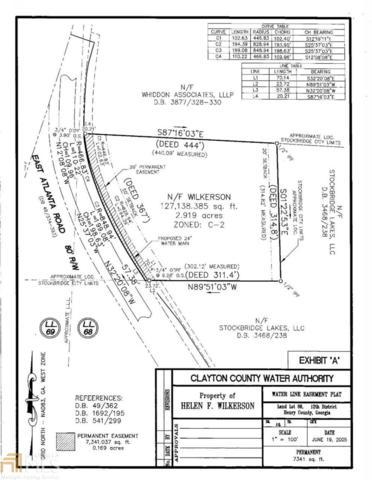 332 East Atlanta Rd, Stockbridge, GA 30281 (MLS #8227189) :: Premier South Realty, LLC
