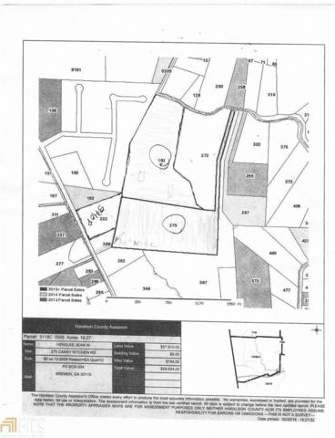 275 Candy Kitchen, Bremen, GA 30110 (MLS #8227248) :: Maximum One Main Street Realtor