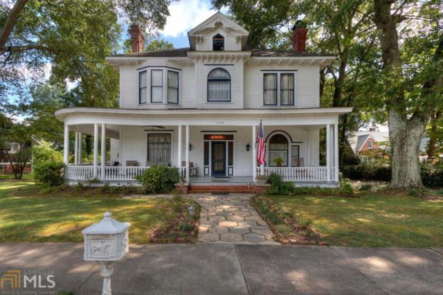 208 W Cherokee Ave, Cartersville, GA 30120 (MLS #8227486) :: Maximum One Main Street Realtor