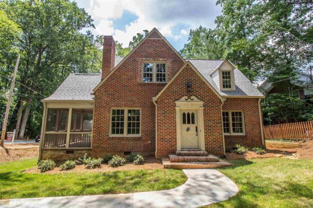 1827 N Decatur, Atlanta, GA 30307 (MLS #8227929) :: Premier South Realty, LLC