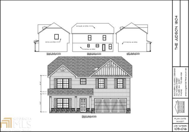 577 Joneus Drive, Mcdonough, GA 30252 (MLS #8227940) :: Premier South Realty, LLC