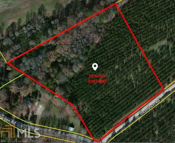 0 Thompson Dr, Monroe, GA 30655 (MLS #8228138) :: Premier South Realty, LLC