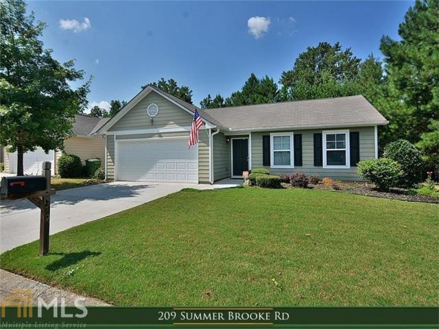 209 Summerbrook Rd, Braselton, GA 30517 (MLS #8228193) :: Bonds Realty Group Keller Williams Realty - Atlanta Partners