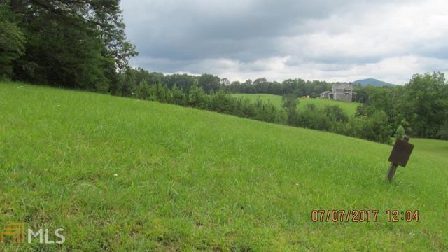 Lots Fox Fields, Blairsville, GA 30512 (MLS #8228230) :: Premier South Realty, LLC