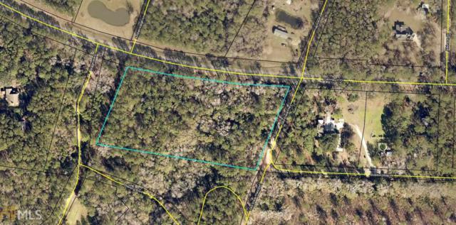 0 V/L Sanders Estate, Waverly, GA 31565 (MLS #8230232) :: Bonds Realty Group Keller Williams Realty - Atlanta Partners