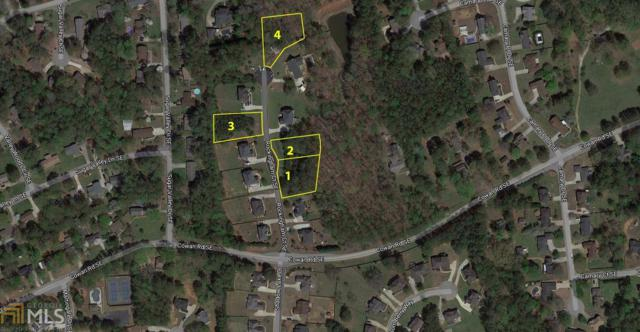 3318 SE Rockingham Ct Lot 4, Conyers, GA 30094 (MLS #8240196) :: The Durham Team