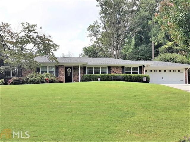 5670 Kayron Dr, Atlanta, GA 30328 (MLS #8243670) :: Keller Williams Atlanta North