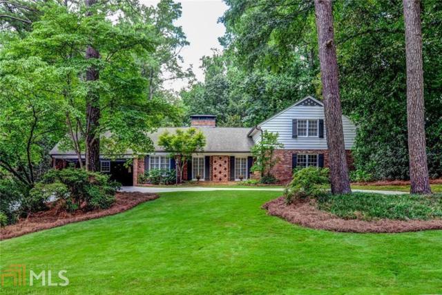 351 Valley Green Dr, Atlanta, GA 30342 (MLS #8244381) :: Keller Williams Atlanta North
