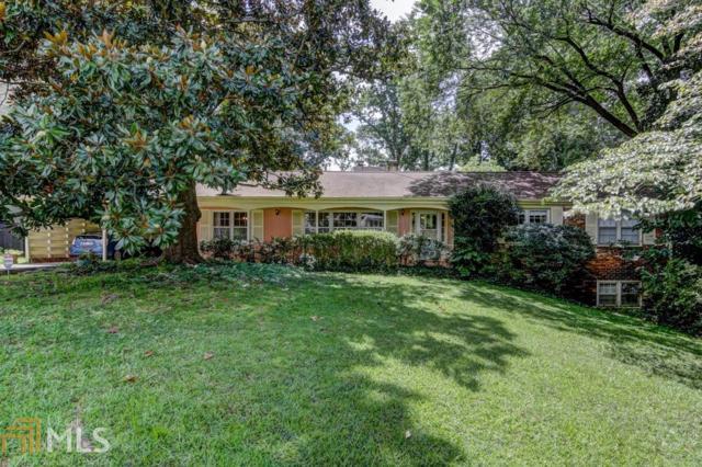 153 Laurel Forest Cir, Atlanta, GA 30342 (MLS #8244388) :: Keller Williams Atlanta North