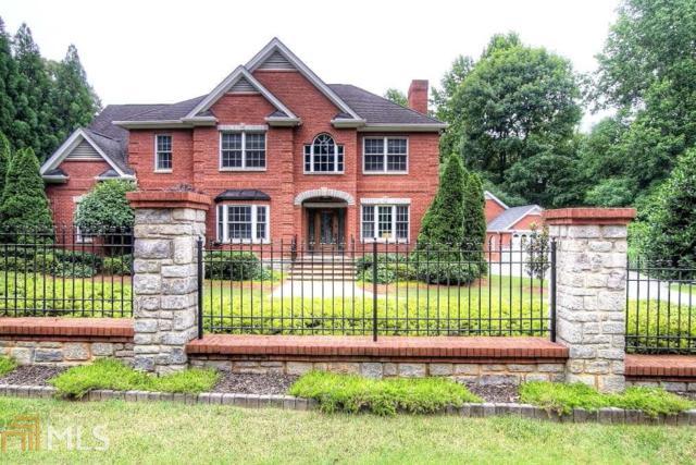 4315 New Mcever Rd, Acworth, GA 30101 (MLS #8245038) :: Adamson & Associates