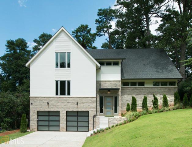 1138 Beech Haven Rd, Atlanta, GA 30324 (MLS #8245328) :: Adamson & Associates