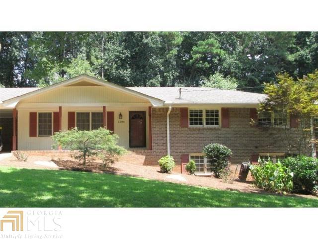 1286 Hickory Dr, Lilburn, GA 30047 (MLS #8245969) :: Keller Williams Realty Atlanta Partners