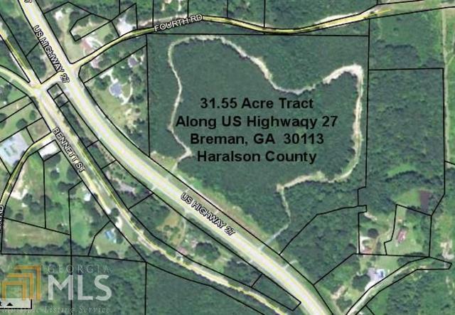 0 Us Highway 27, Buchanan, GA 30113 (MLS #8254222) :: Maximum One Main Street Realtor