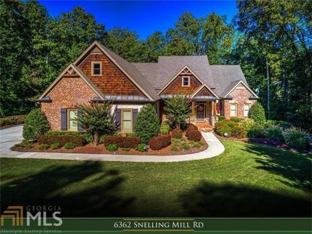 6362 Snelling Mill Rd, Flowery Branch, GA 30542 (MLS #8261004) :: Bonds Realty Group Keller Williams Realty - Atlanta Partners