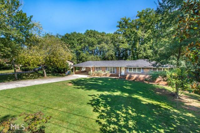 1150 Old Forge Dr, Roswell, GA 30076 (MLS #8261396) :: Keller Williams Atlanta North