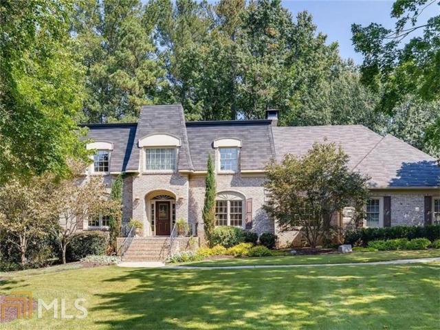 1846 Leiden Ct, Dunwoody, GA 30338 (MLS #8261590) :: Keller Williams Atlanta North