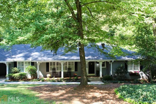 6910 Castleton Dr, Sandy Springs, GA 30328 (MLS #8261738) :: Keller Williams Atlanta North