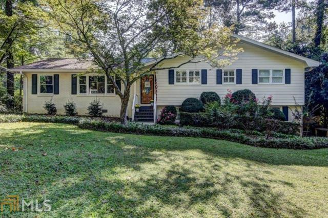 870 Valleymeade Dr, Marietta, GA 30067 (MLS #8261812) :: Keller Williams Atlanta North