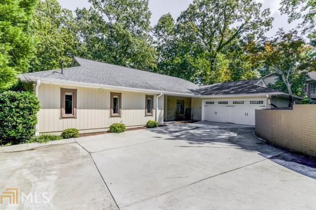 5051 Pine Bark Circle, Dunwoody, GA 30338 (MLS #8261830) :: Keller Williams Atlanta North