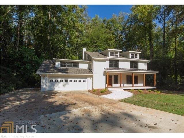 4794 Springfield, Dunwoody, GA 30338 (MLS #8262102) :: Keller Williams Atlanta North