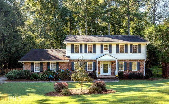 1323 Holly Bank Cir, Dunwoody, GA 30338 (MLS #8273279) :: Keller Williams Atlanta North