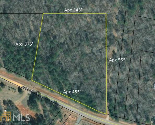 0 Brown Creek Rd, Shiloh, GA 31826 (MLS #8274850) :: Anderson & Associates