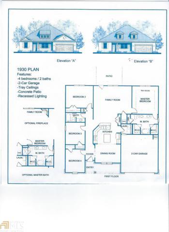 882 Crescent Ln #48, Griffin, GA 30224 (MLS #8275757) :: Buffington Real Estate Group