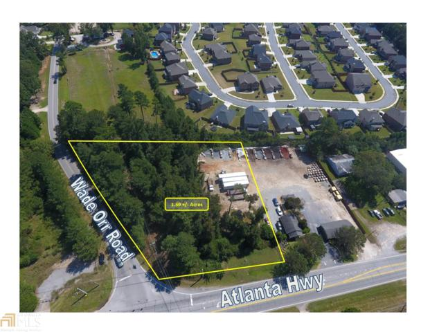 6005 Atlanta Highway, Flowery Branch, GA 30542 (MLS #8276663) :: Bonds Realty Group Keller Williams Realty - Atlanta Partners