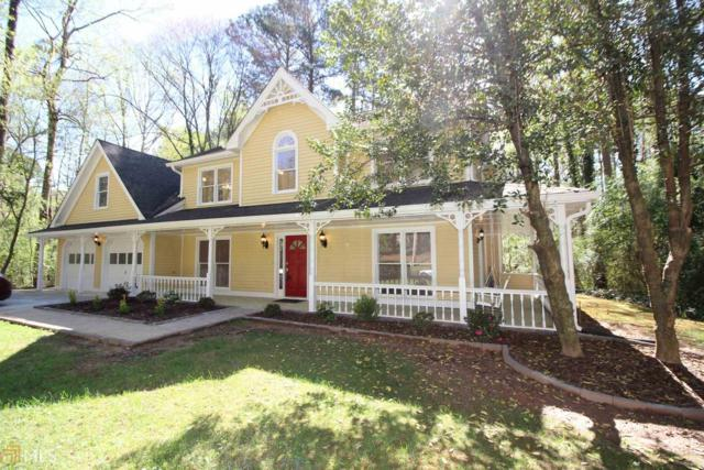 2140 Fox Hound Chase, Marietta, GA 30062 (MLS #8289664) :: Keller Williams Atlanta North