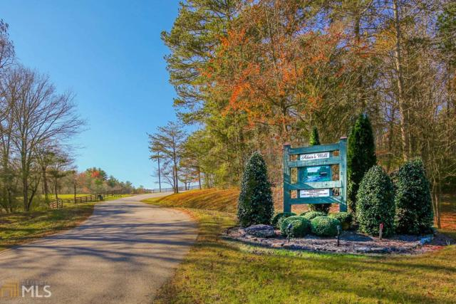 00 Mill Creek Trail #9, Dahlonega, GA 30533 (MLS #8291439) :: Bonds Realty Group Keller Williams Realty - Atlanta Partners
